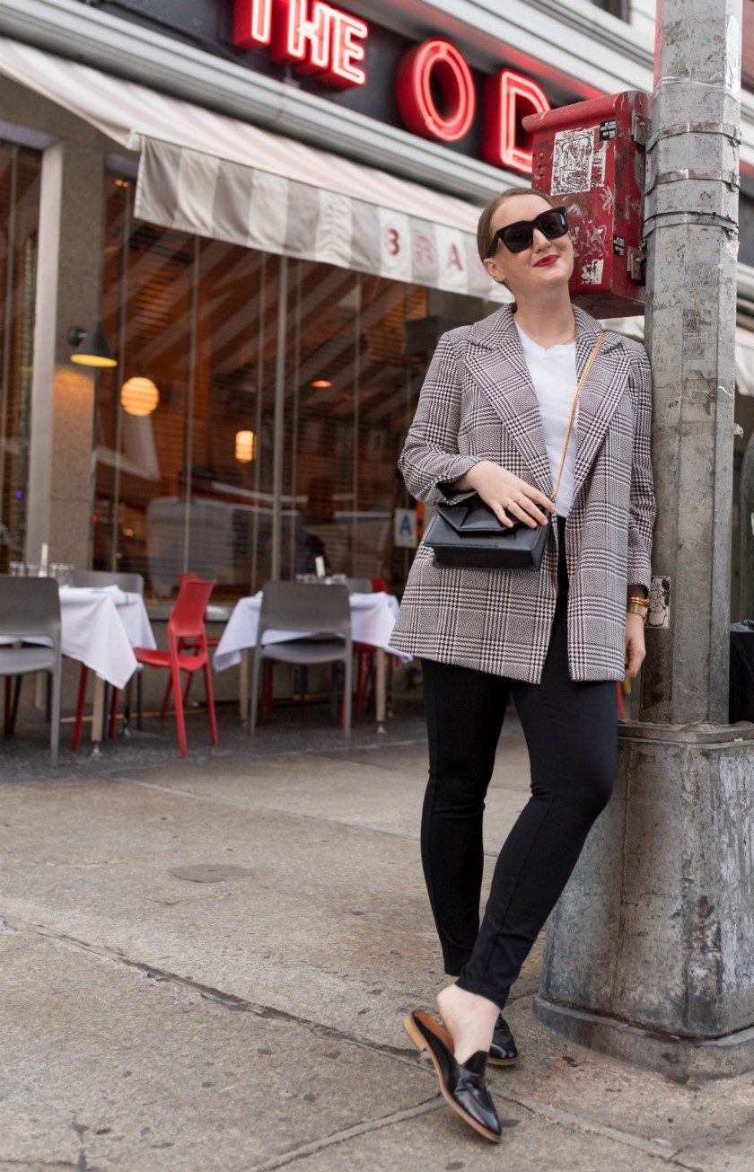 Styling an Oversized Blazer I wit & whimsy