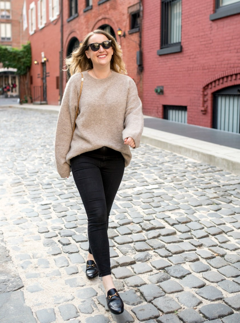 Oversized Sweater I wit & whimsy