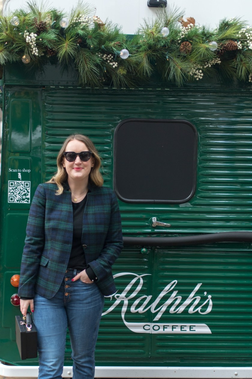 Ralph's Coffee Cart I wit & whimsy