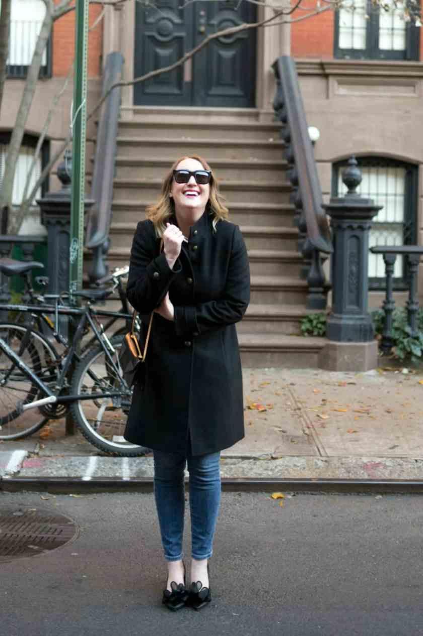 Meghan Donovan in NYC's West Village