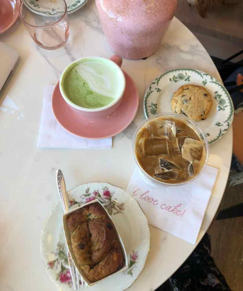 Sweet Laurel Bakery I wit & whimsy LA Guide