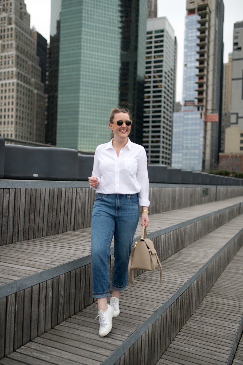 Everlane Summer Jean I wit & whimsy