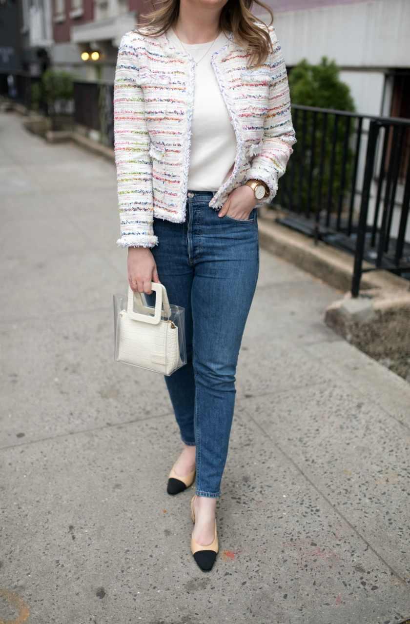 Lady Jacket I wit & whimsy
