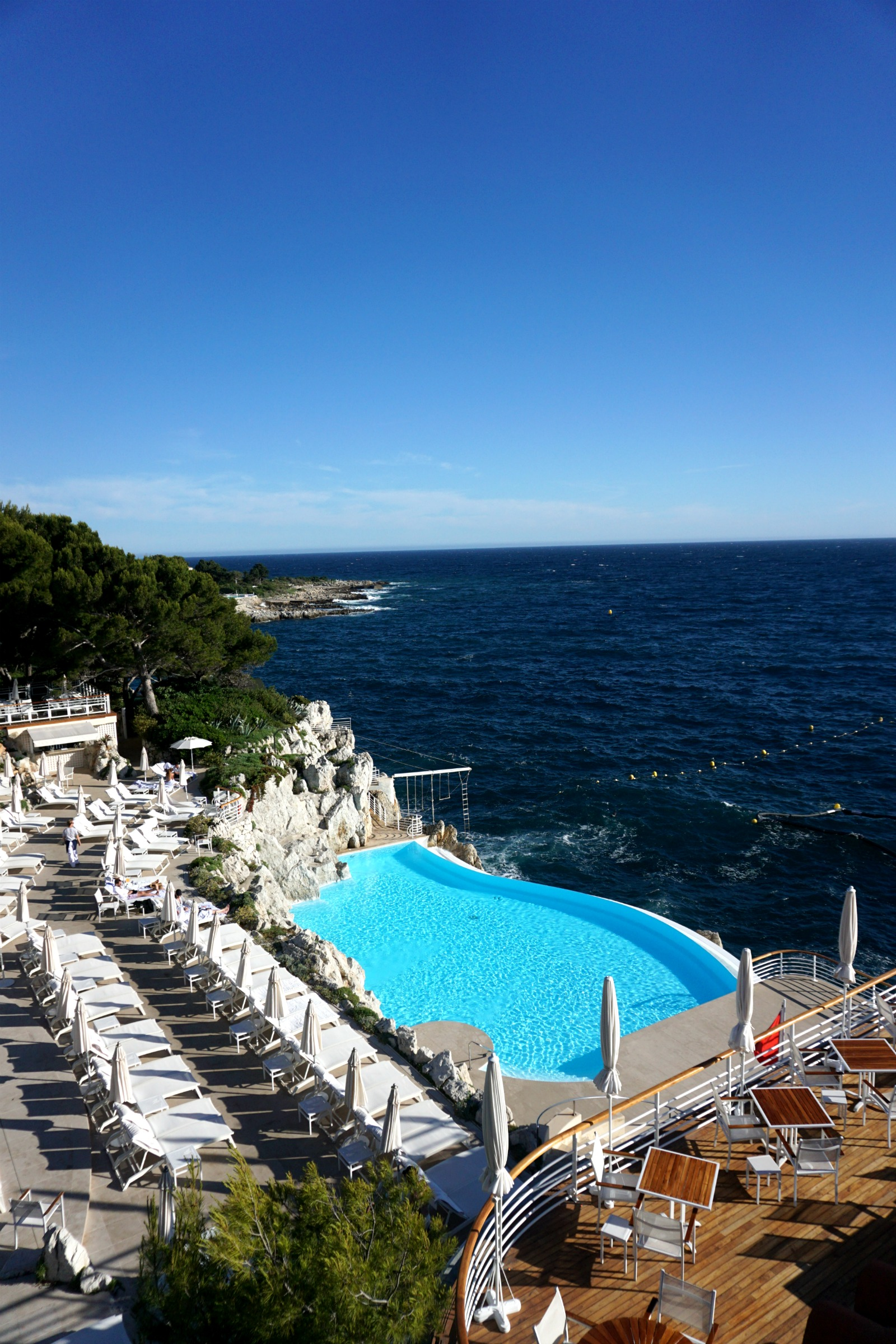 Hotel Du Cap Eden Roc : hotel, Saint, Ferrat, Hotel, Cap-Eden-Roc, Antibes,, France, Whimsy