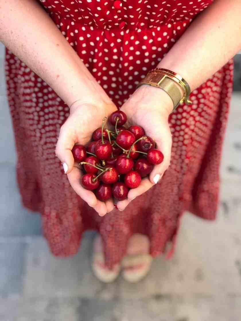 Provence Cherries