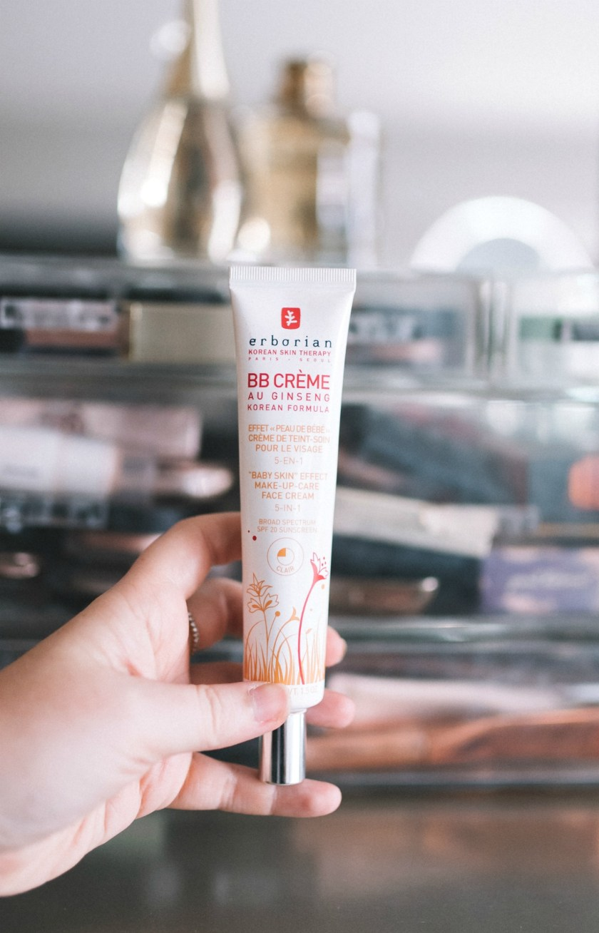 Erborian BB Creme Review I wit & whimsy
