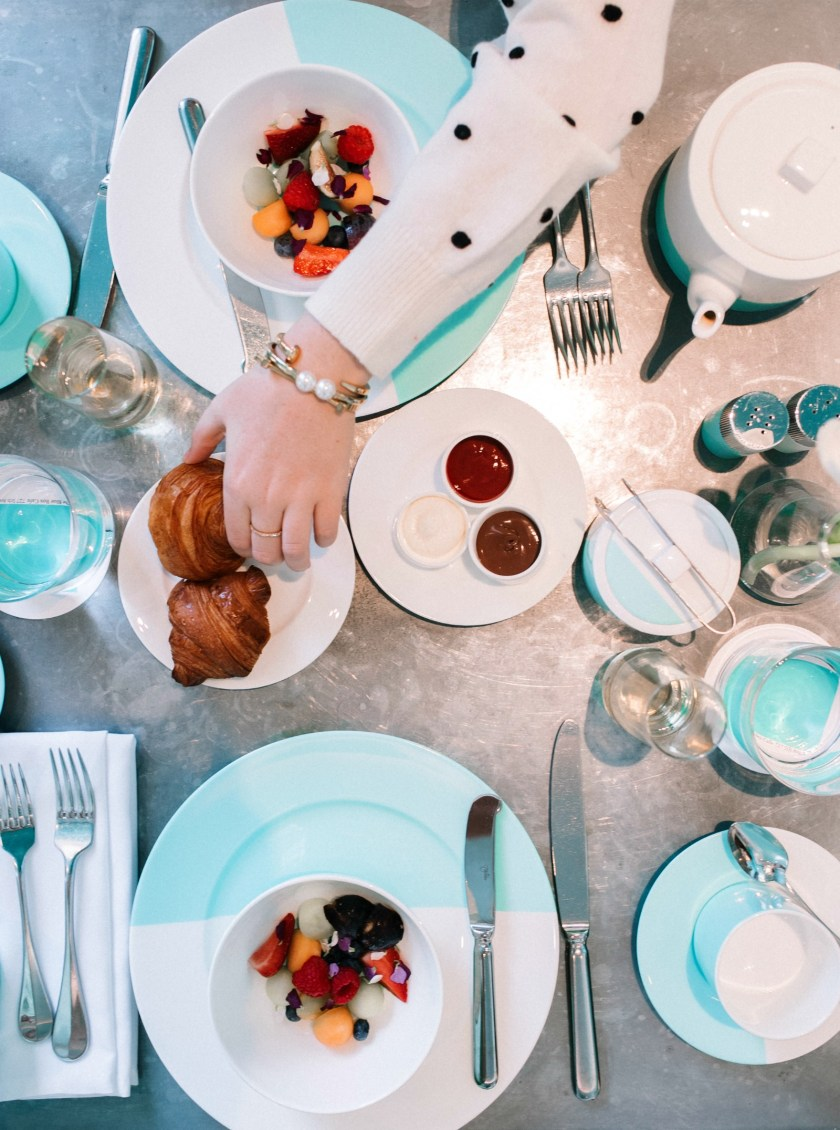 Reviewing Tiffany's Blue Box Cafe I wit & whimsy