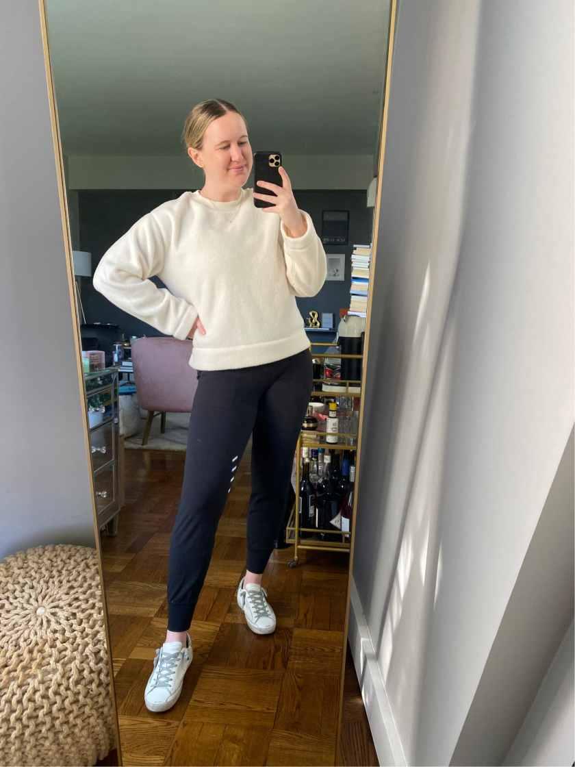 Evelane Fleece Sweatshirt