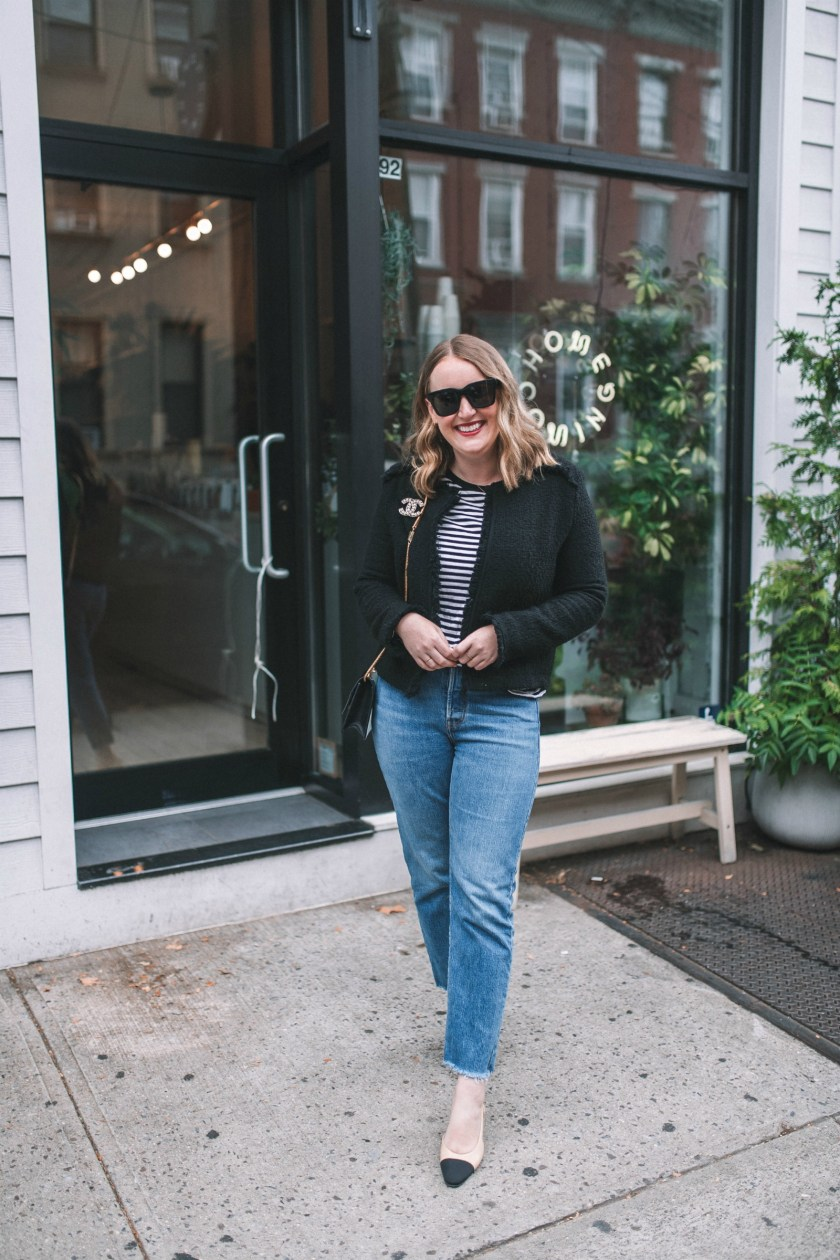 French Inspired Fall Capsule Wardrobe I wit & whimsy
