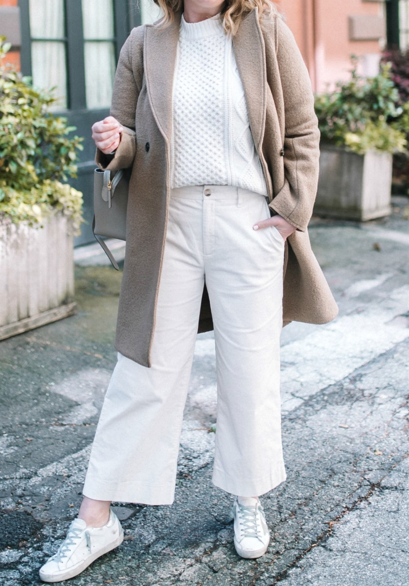 Wide Leg Corduroy Pants I wit & whimsy