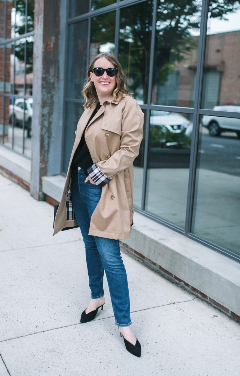 Trench Coat I wit & whimsy