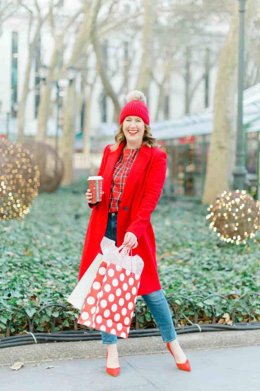 Bryant Park NYC Holidays I wit & whimsy