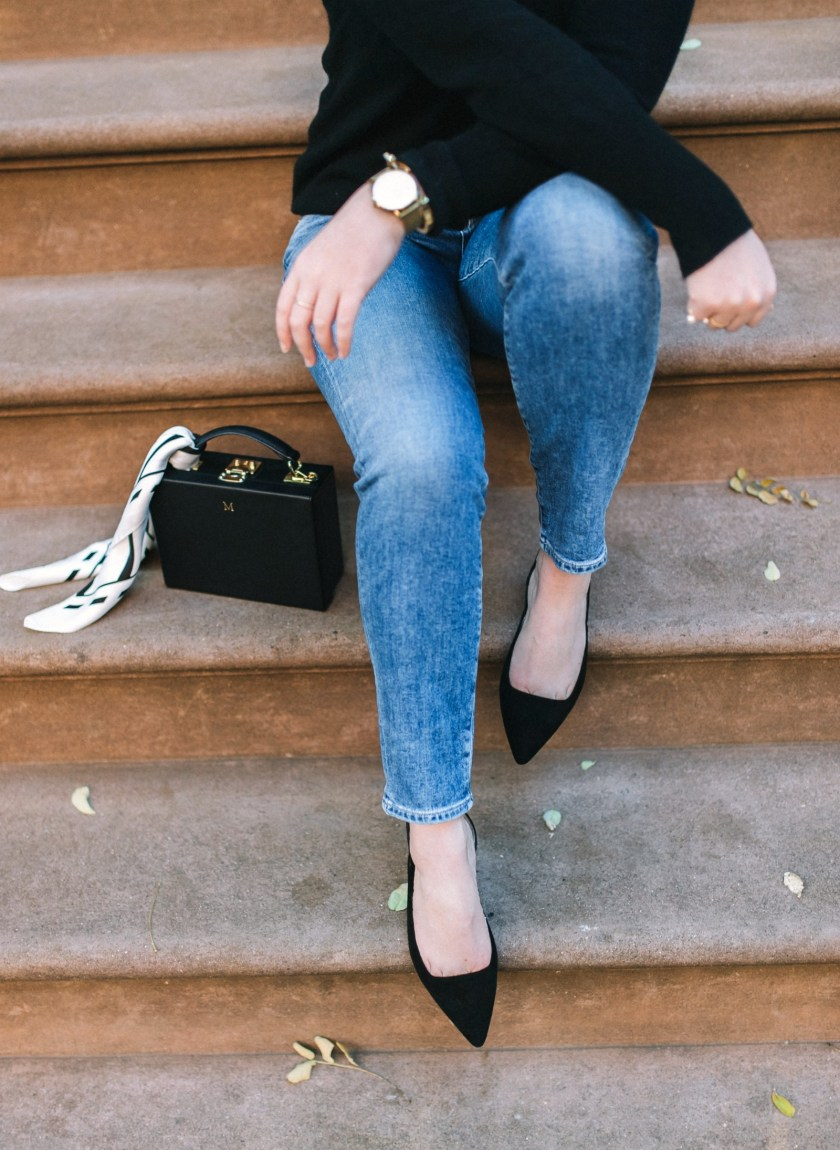 Everlane Slingbacks I wit & whimsy