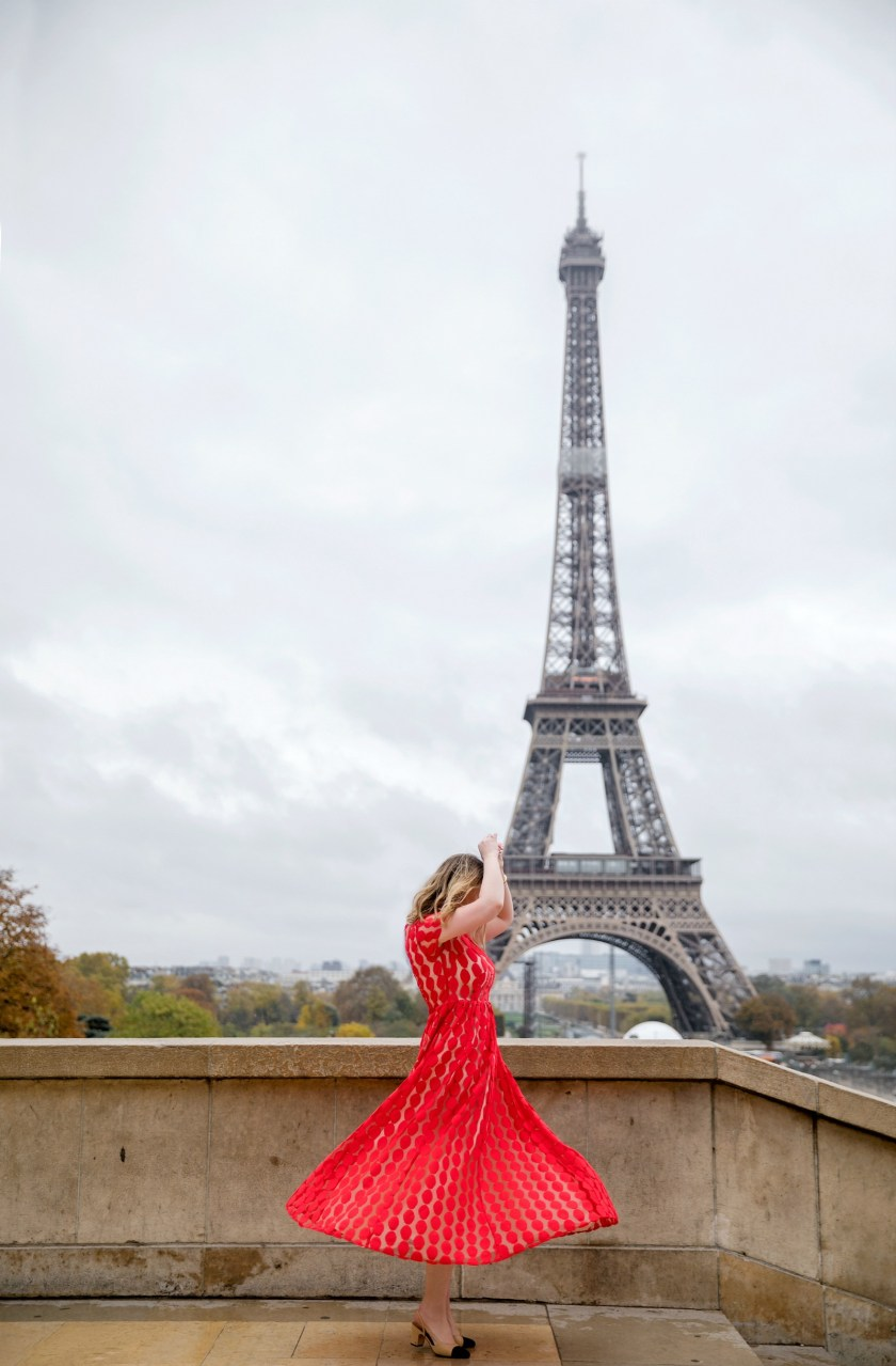 Meghan Donovan in Paris I wit & whimsy