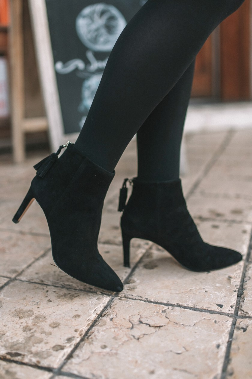 Tassel Booties I wit & whimsy
