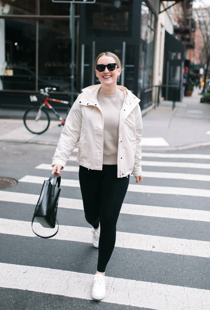 Everlane Weekend Outfit I wit & whimsy