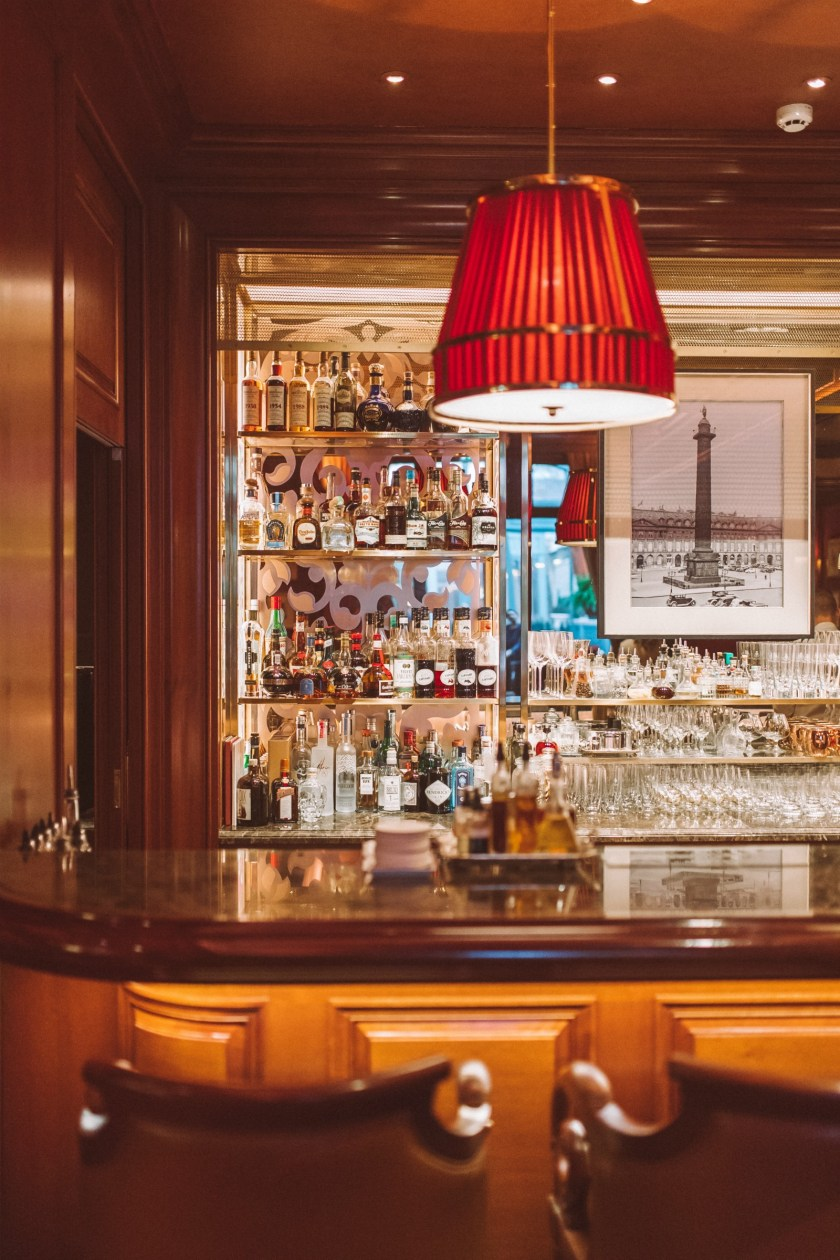Inside The Ritz Paris I wit & whimsy