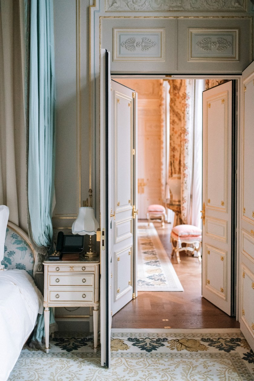 parisian hotel bedrooms