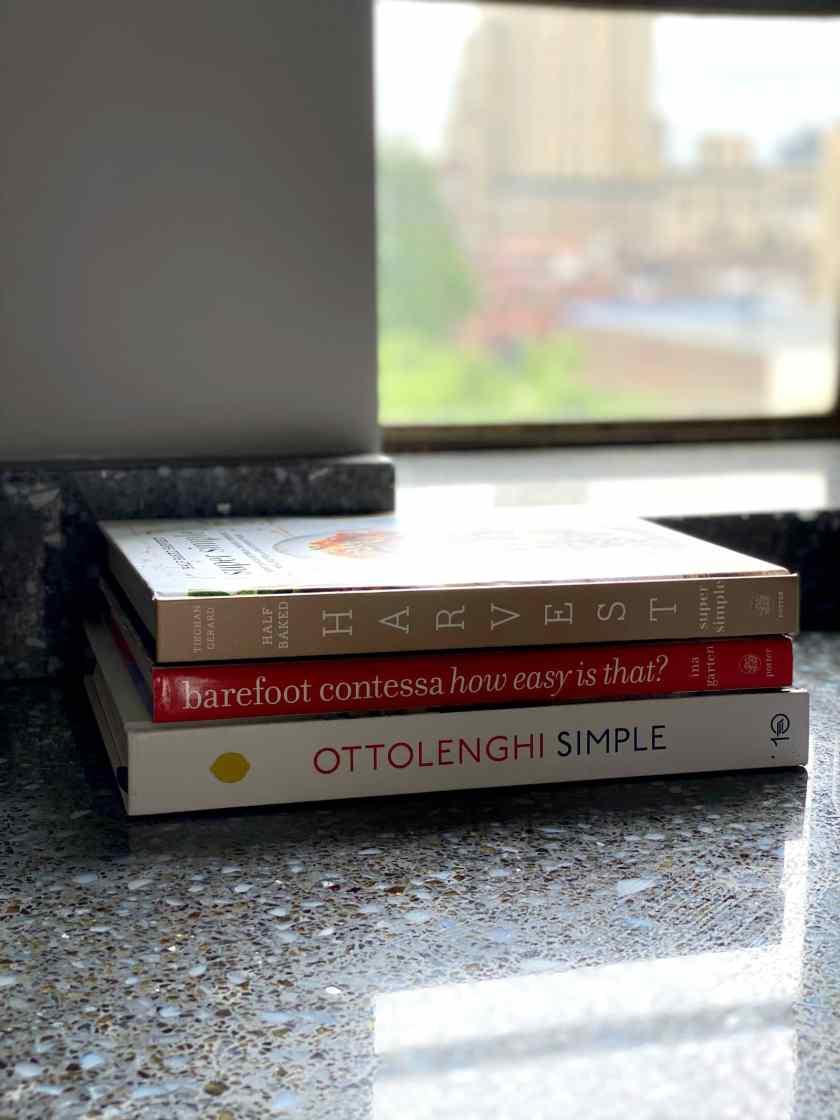 Three Favorite Cookbooks I wit & whimsy