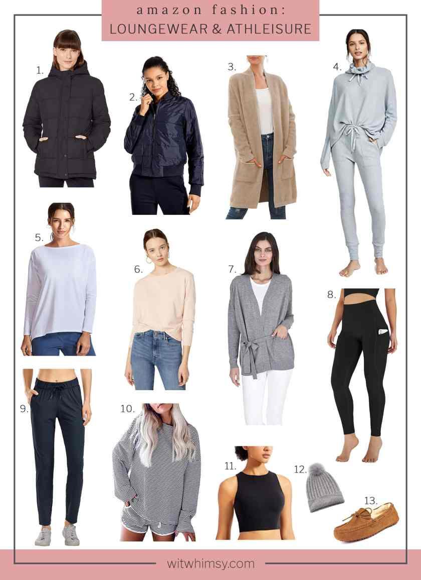 Amazon Fashion Loungewear & Athleisure
