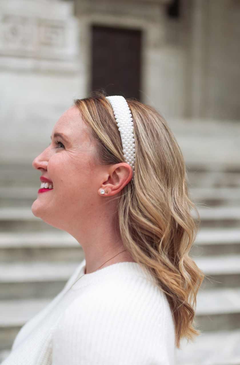 Pearl Headband I wit & whimsy