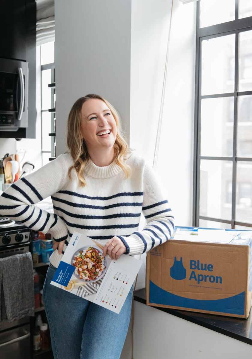 Ending Recipe Fatigue - Blue Apron Review