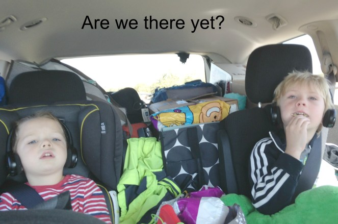 road trip boys