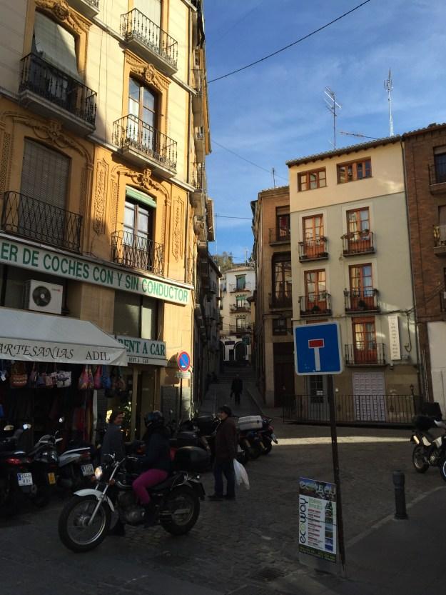 Plaza de los Cuchilleros