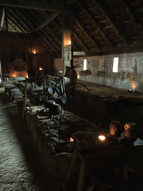 Another Viking longhouse