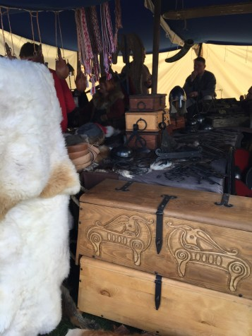 Chests and furs