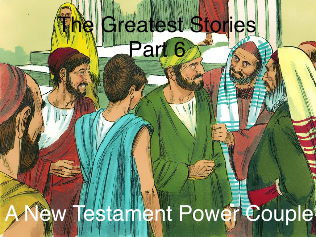 The Greatest Stories Ever Told Part 6
