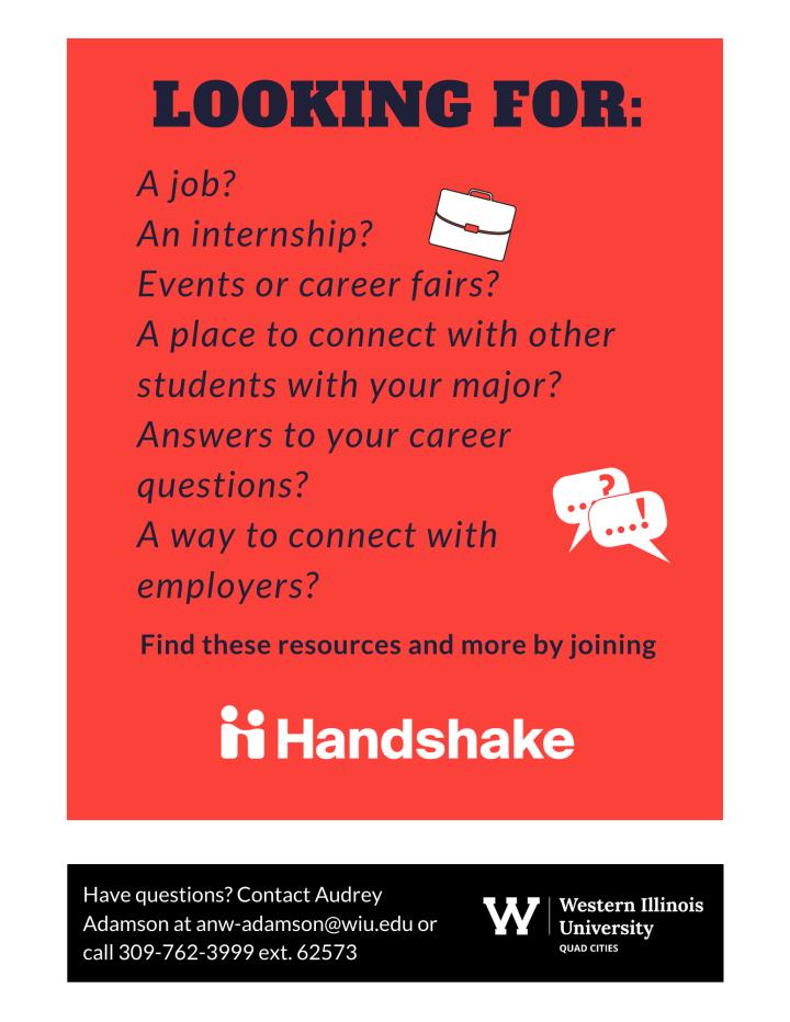 Handshake Flyer Promo