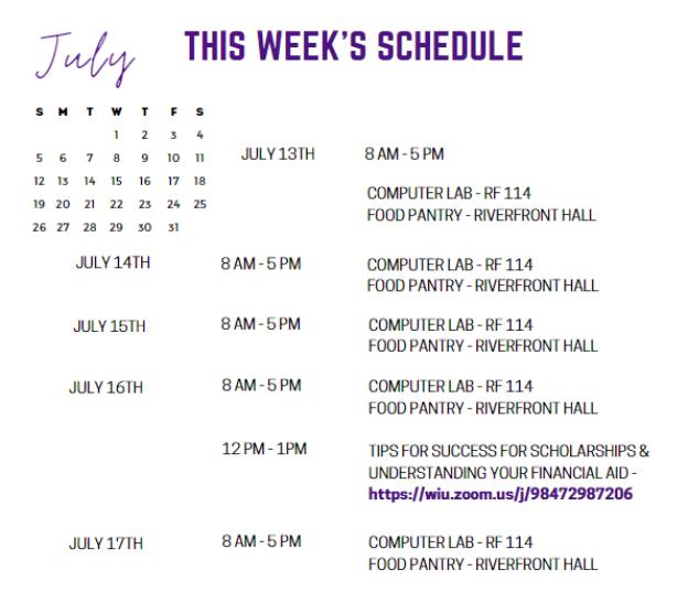 Jul 13-Jul17