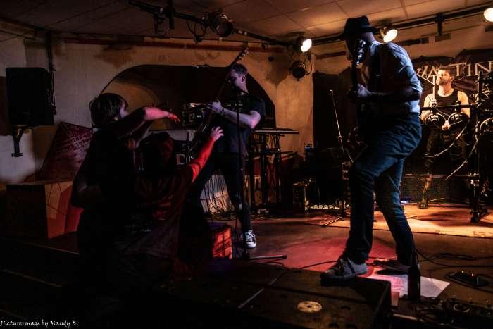 Waiting in Vain at Club Eule in Dresden on 20 September 2019