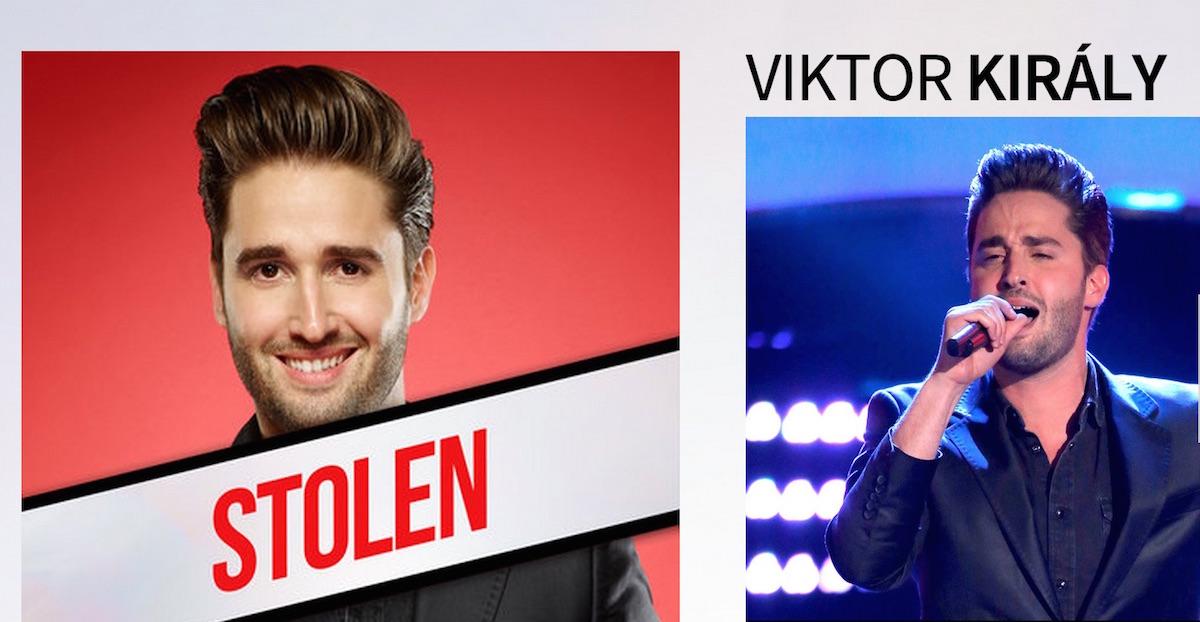 WATCH: Gwen Stefani steals Viktor Király on The Voice USA