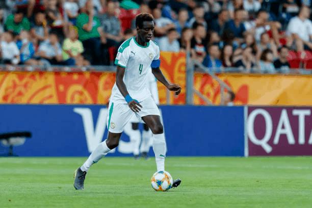 CAVIN Vidéo - Mondial U20 : Le Sénégal mène au score face à la Corée du Sud, but de Cavin (1-0, mi-temps) U-20