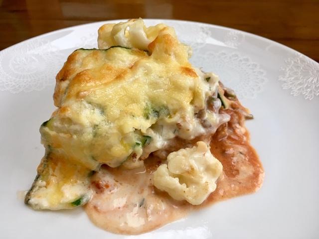 Weekend comfort food: Keto Lasagne