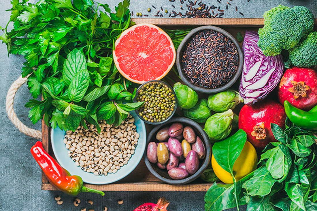 The A-Z of Super Foods…