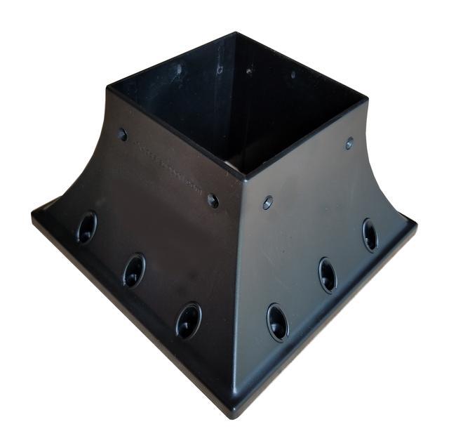 4x4 Post Bracket Sign Base Mount
