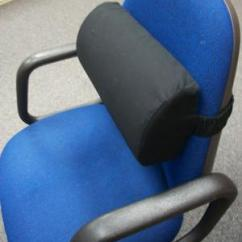 Chair Back Support Home Office Cushion By Easyrest