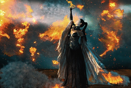 What's Your Superpower? (Part 6: Secrets of Fire Magic)