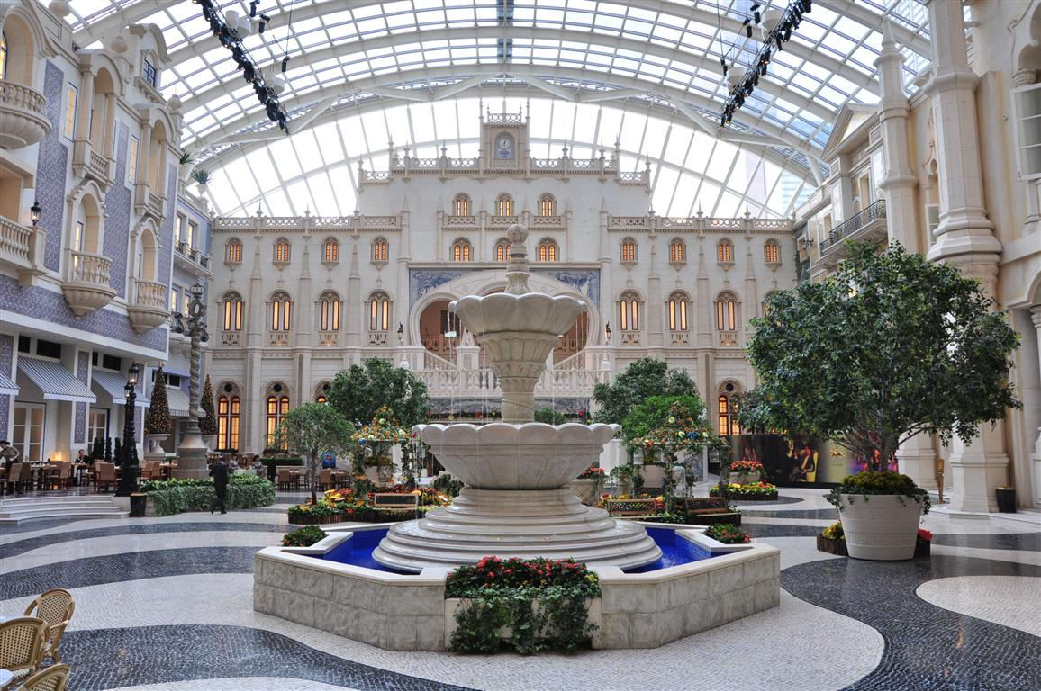 MGM Grand Macau  Casinos  Wizard of Macau