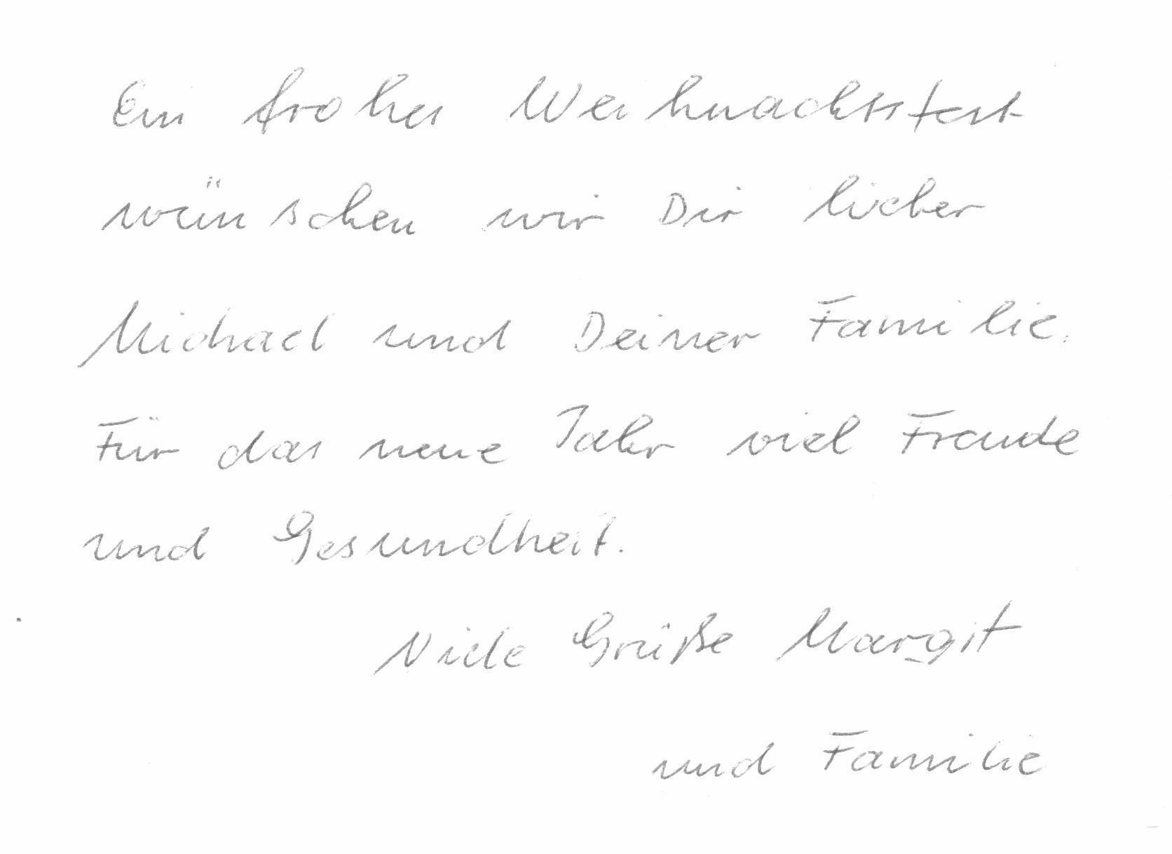 German word of the week discussed in Casual Corner