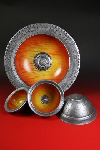 Nick Agar Viking Sunset Bowls