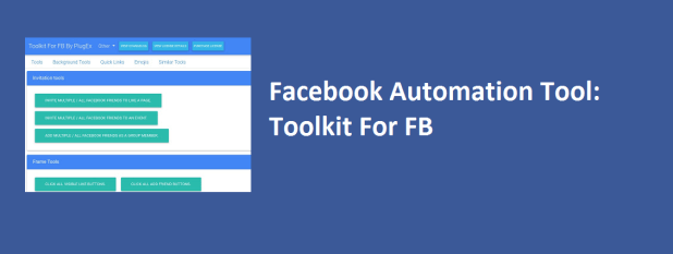 Image result for fb toolkit