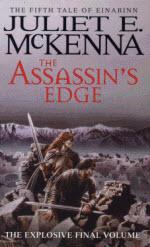 The Assassin's Edge cover