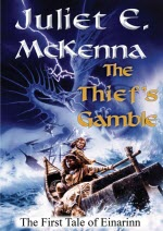 The Thief's Gamble cover