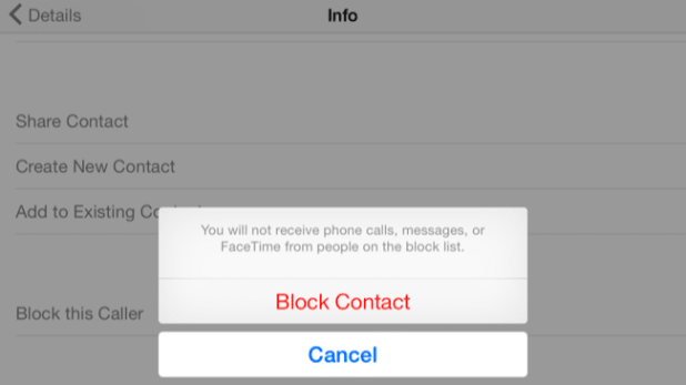 iphone sms block 3
