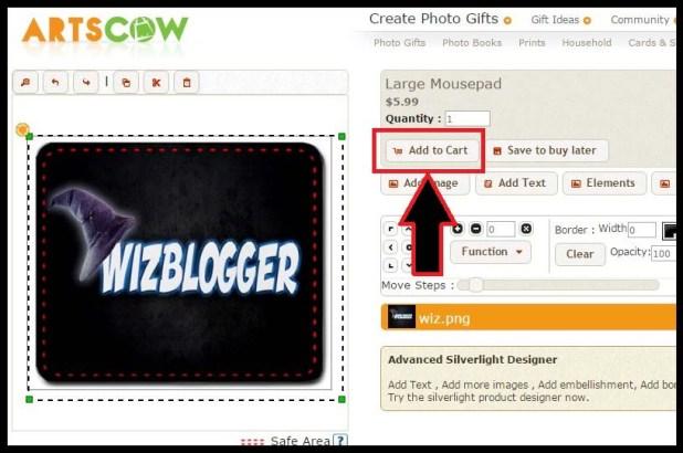 Custom Mousepad 3 wizblogger.com