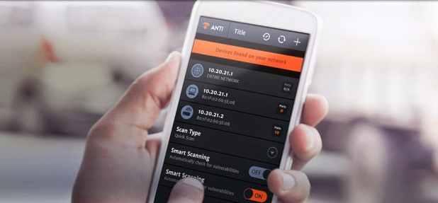 zanti hacking app